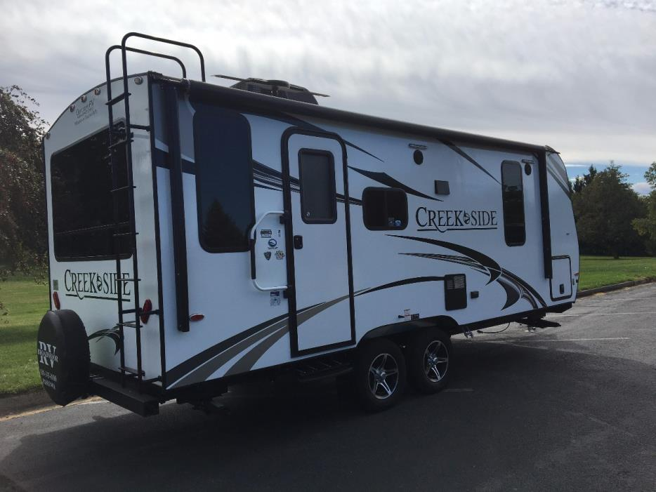2016 Outdoors Rv Manufacturing CREEK SIDE 20FQ