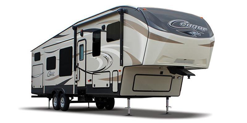 2016 Keystone Cougar 326SRX
