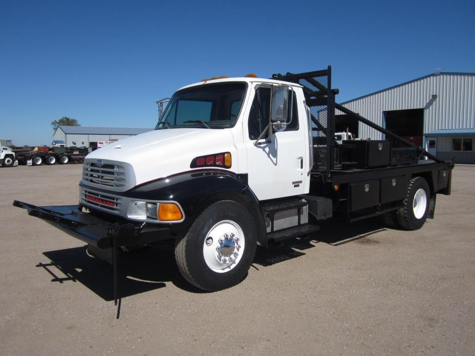 2007 Sterling Acterra Winch Truck
