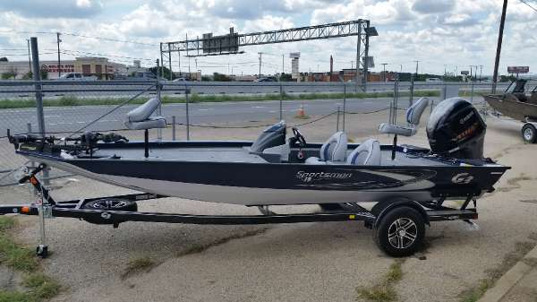 2017 G3 BOATS Sportsman 19