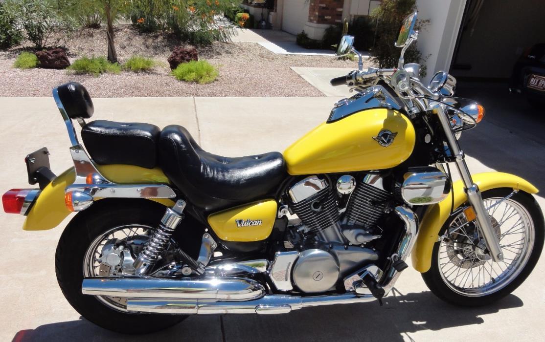 kawasaki vulcan 1500 motorcycles for sale in scottsdale. Black Bedroom Furniture Sets. Home Design Ideas