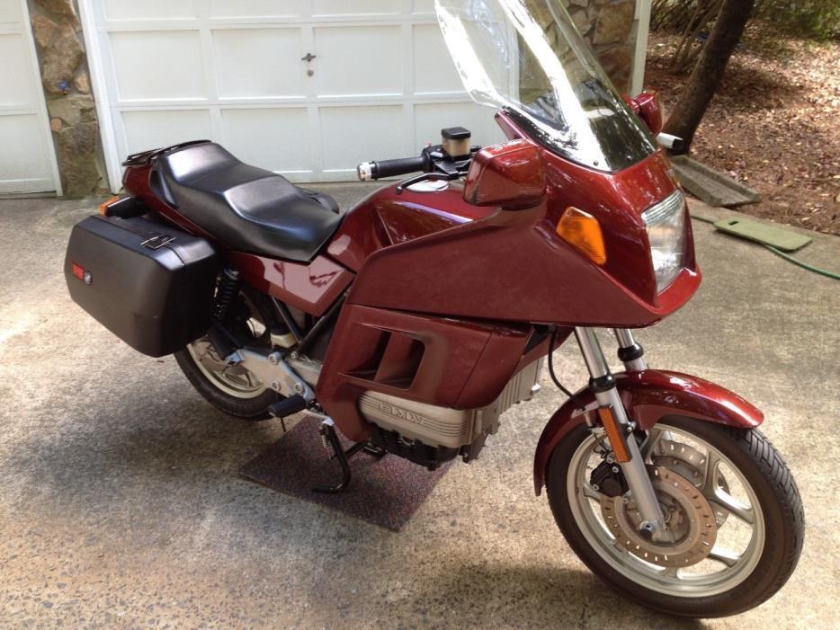 1985 bmw k100 rt motorcycles for sale. Black Bedroom Furniture Sets. Home Design Ideas