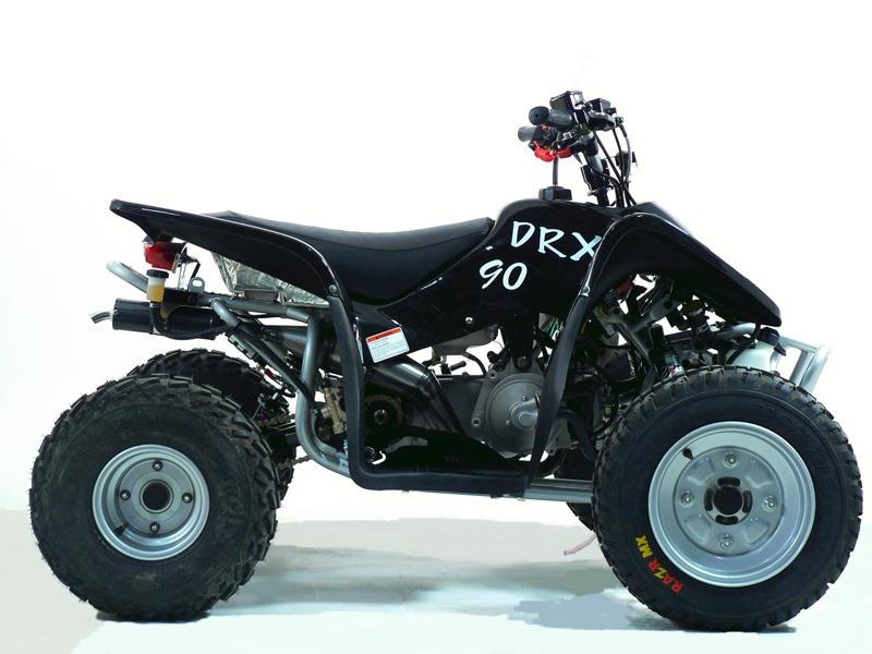 2016 DRR DRX 90