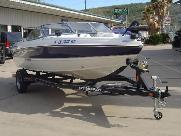 2012 Stingray 195FX