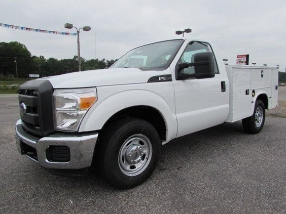 2015 Ford F250  Contractor Truck