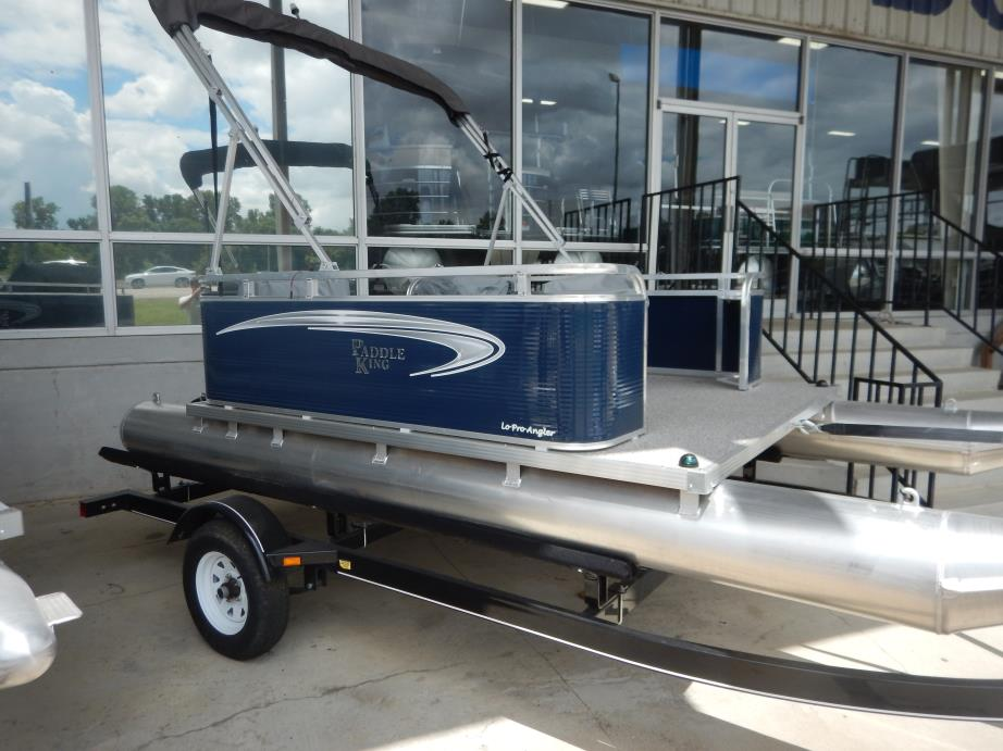 Paddle king boats for sale for Pontoon boat without motor for sale