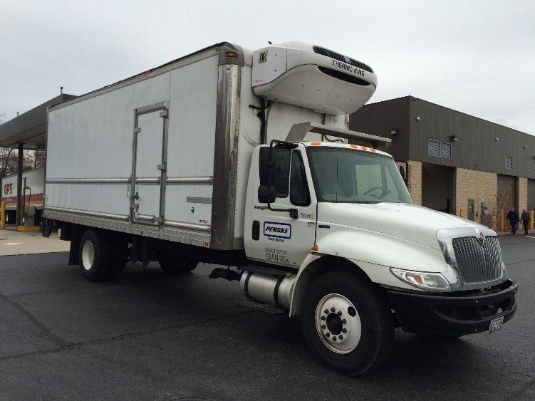 2011 International Durastar 4300 Refrigerated Truck