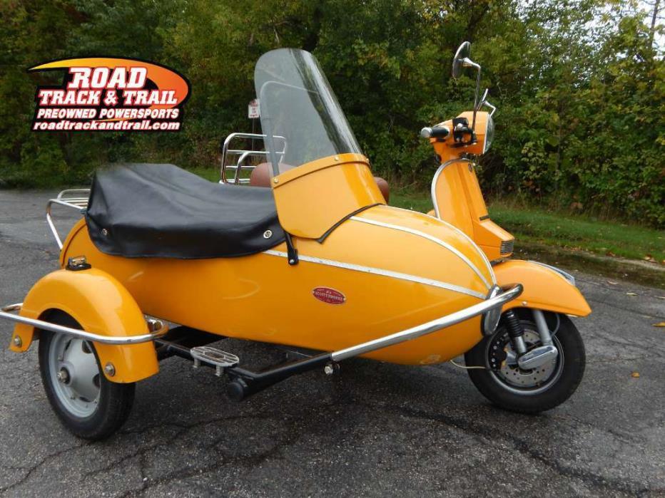 2013 Genuine Scooter Company Stella 4-stroke (150 cc)