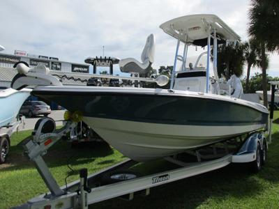 2017 Triton 240 LTS Pro