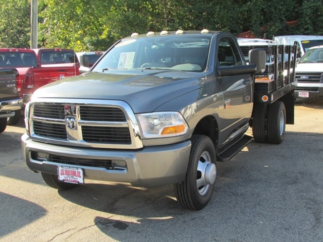 2011 Dodge Ram 3500 Hd Chassis  Cab Chassis