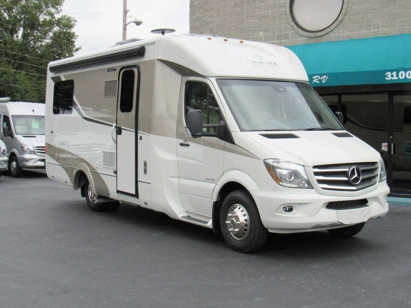 Leisure Travel Vans Rvs For Sale In Missouri