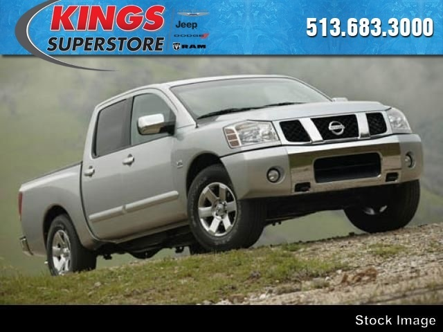 2005 Nissan Titan Le Pickup Truck