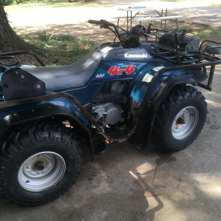 1995 kawasaki bayou motorcycles for sale