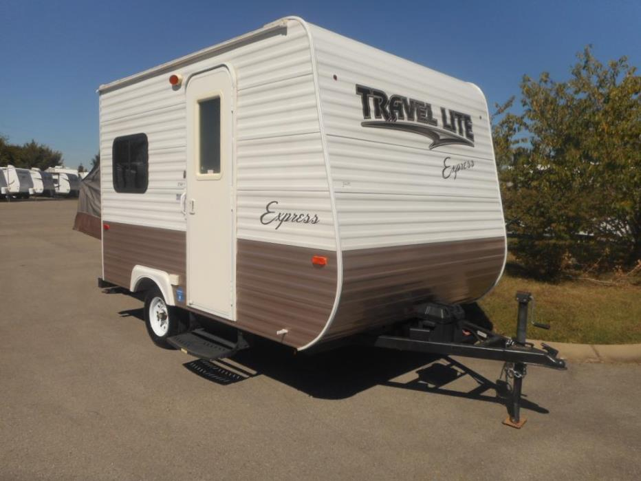 2015 Travel Lite Travelite E14x