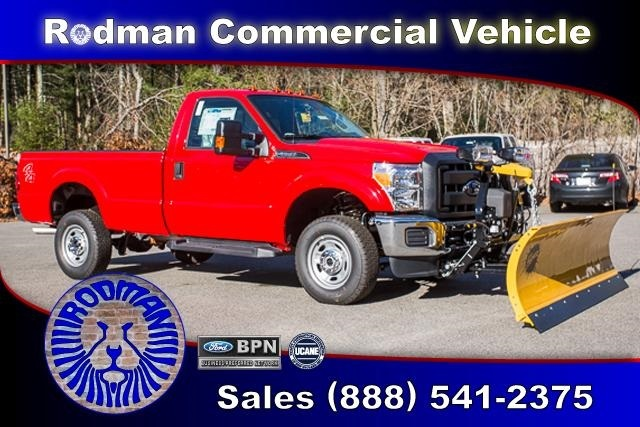 2016 Ford F-250sd  Plow Truck - Spreader Truck