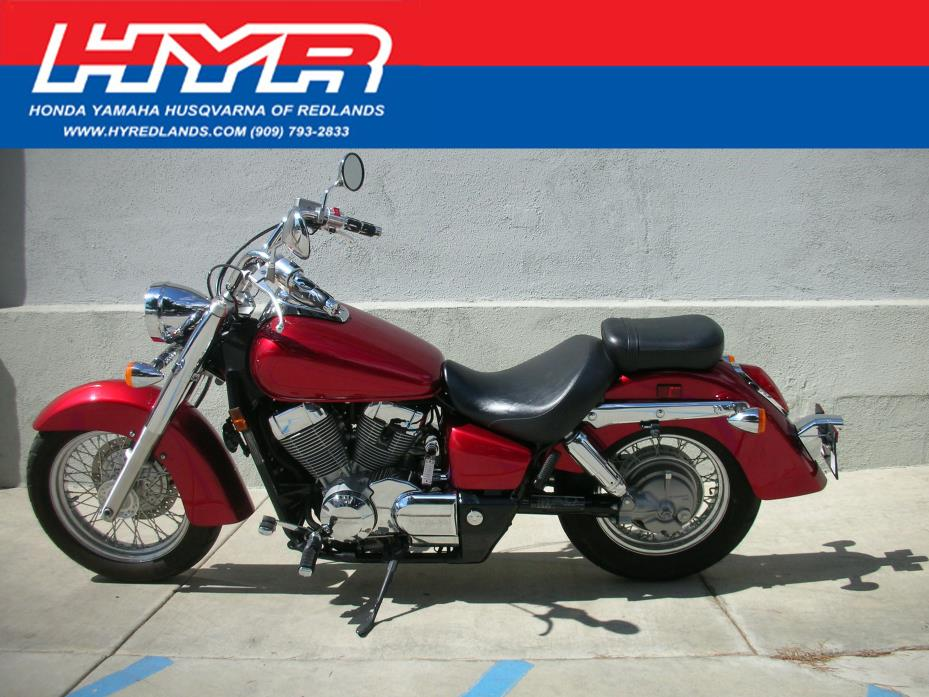 650 honda shadow motorcycles for sale for Honda of redlands