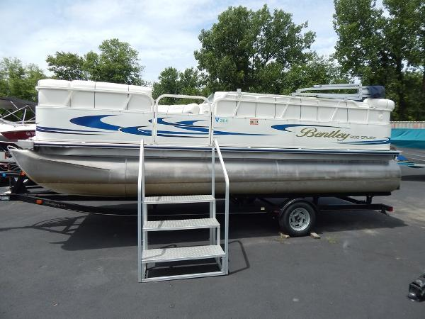 2006 Bentley Pontoons 200 CRUISE