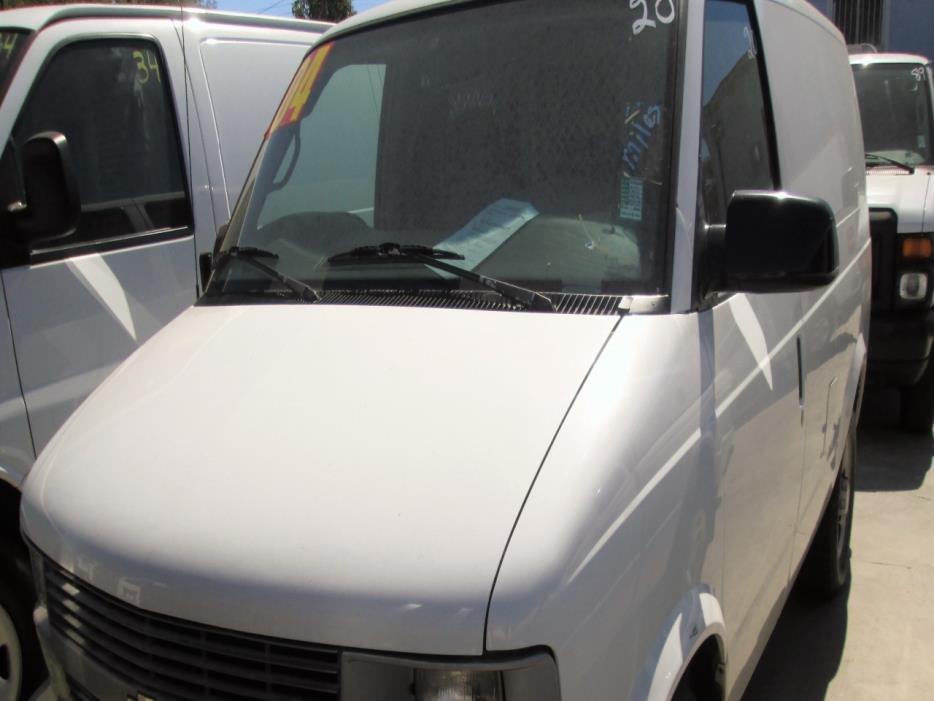 2004 Chevrolet Astro  Cargo Van