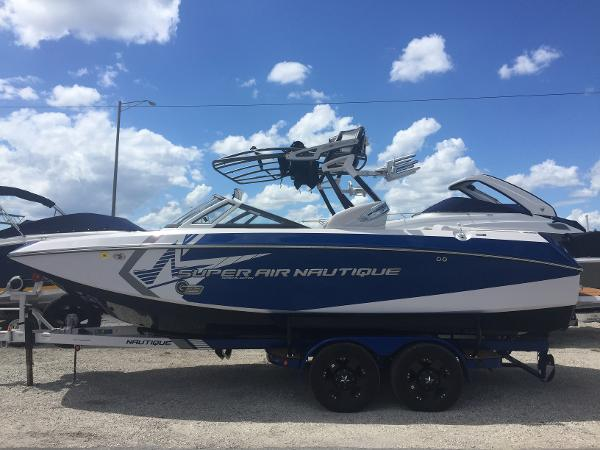 2014 Nautique Super Air Nautique G23 Coastal Edition