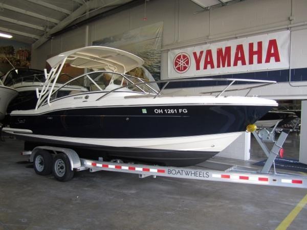 2013 Scout Boats 245 Dorado