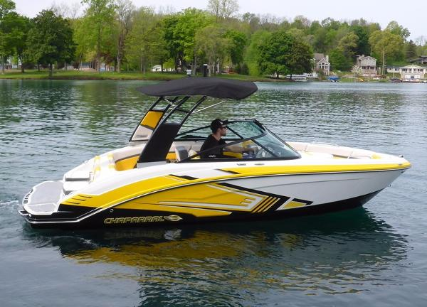 2016 Chaparral 203 VRX TWIN