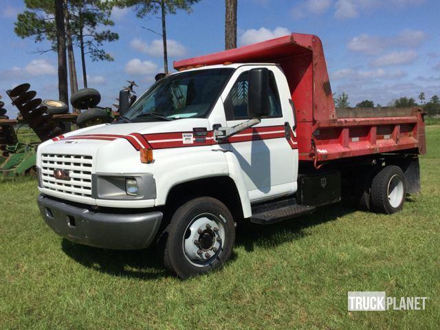 Gmc Dump Truck Vehicles For Sale
