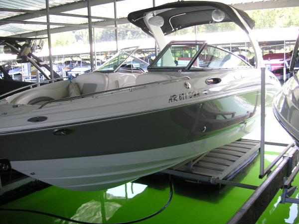 2007 Chaparral 256 SSX DB