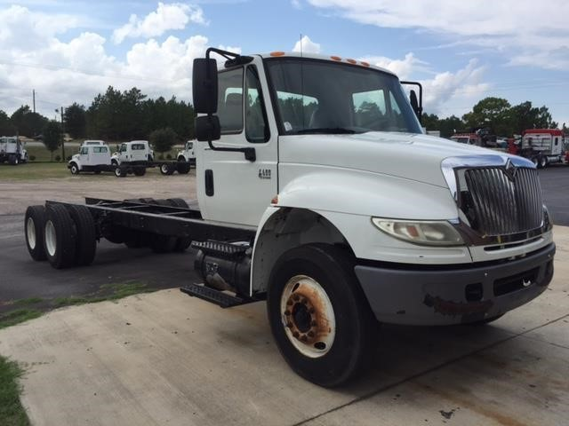 2007 International 4400  Cab Chassis