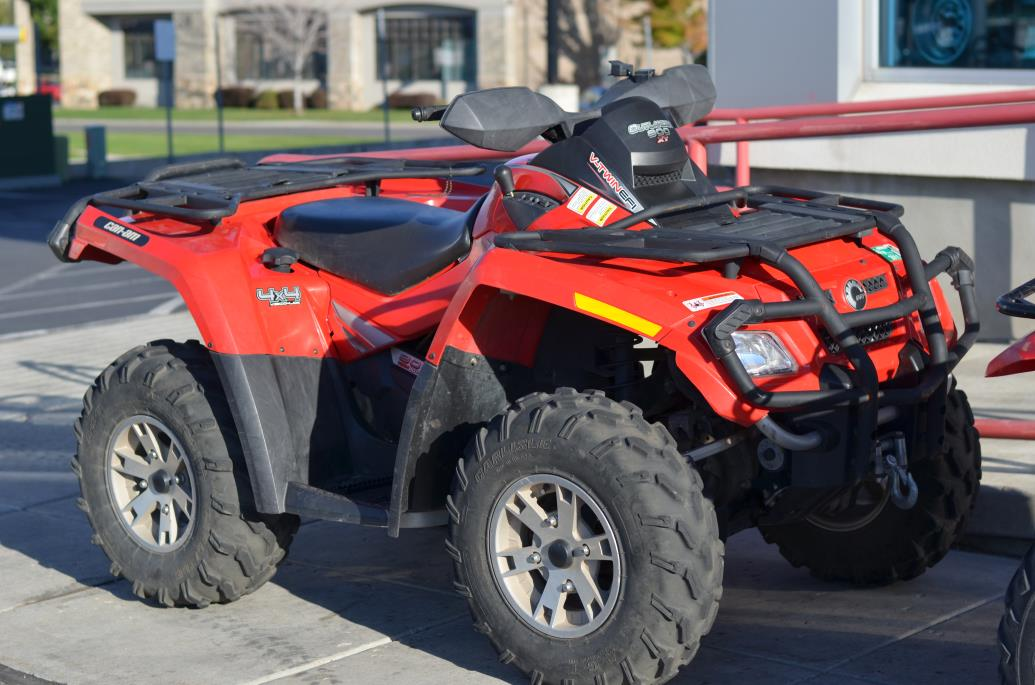 2008 Can-Am OUTLANDER MAX 800 XT 4X4