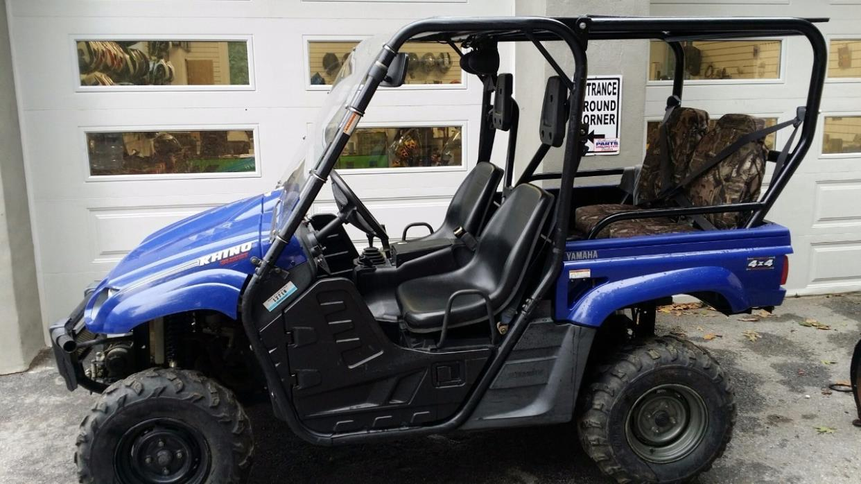 Yamaha Rhino Roof Motorcycles For Sale