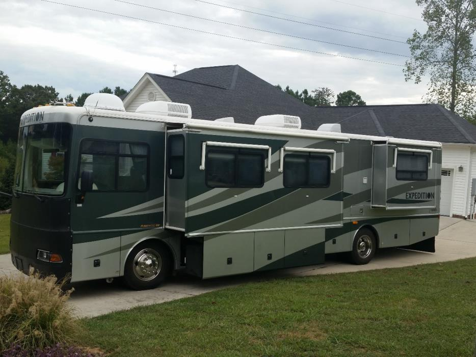2005 Fleetwood Expedition 37u Rvs For Sale
