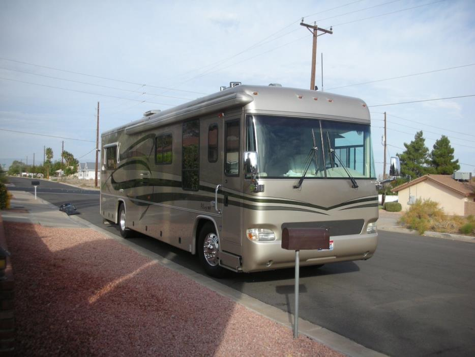 2003 Country Coach 36'