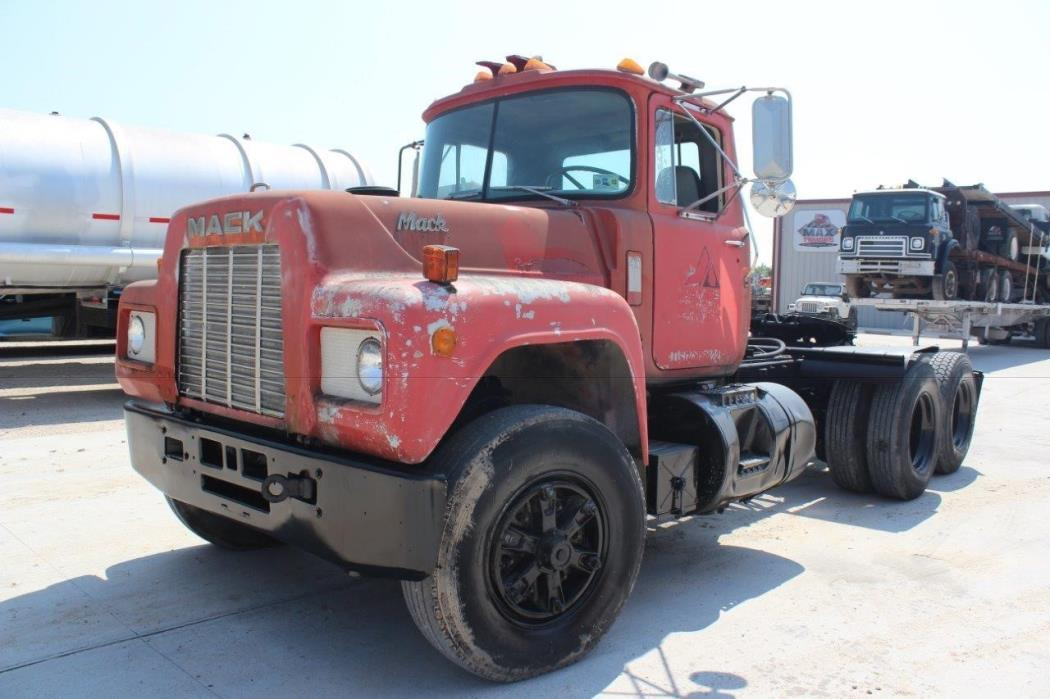 1981 Mack Dump Truck Air Brake Diagram Diy Enthusiasts Wiring