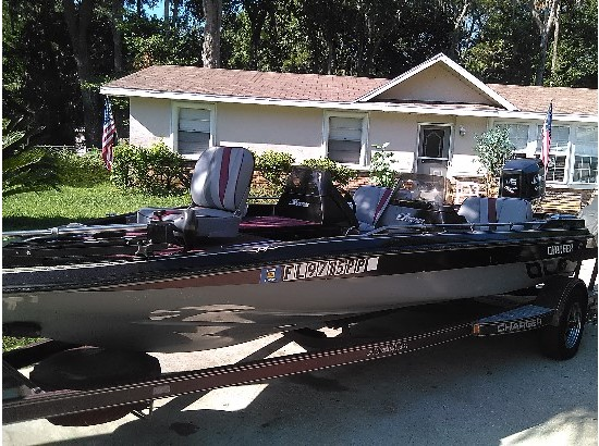 1993 Charger Boats Foxfire