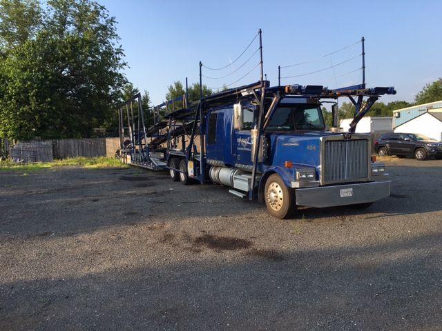 2007 Western Star 4864f  Tractor