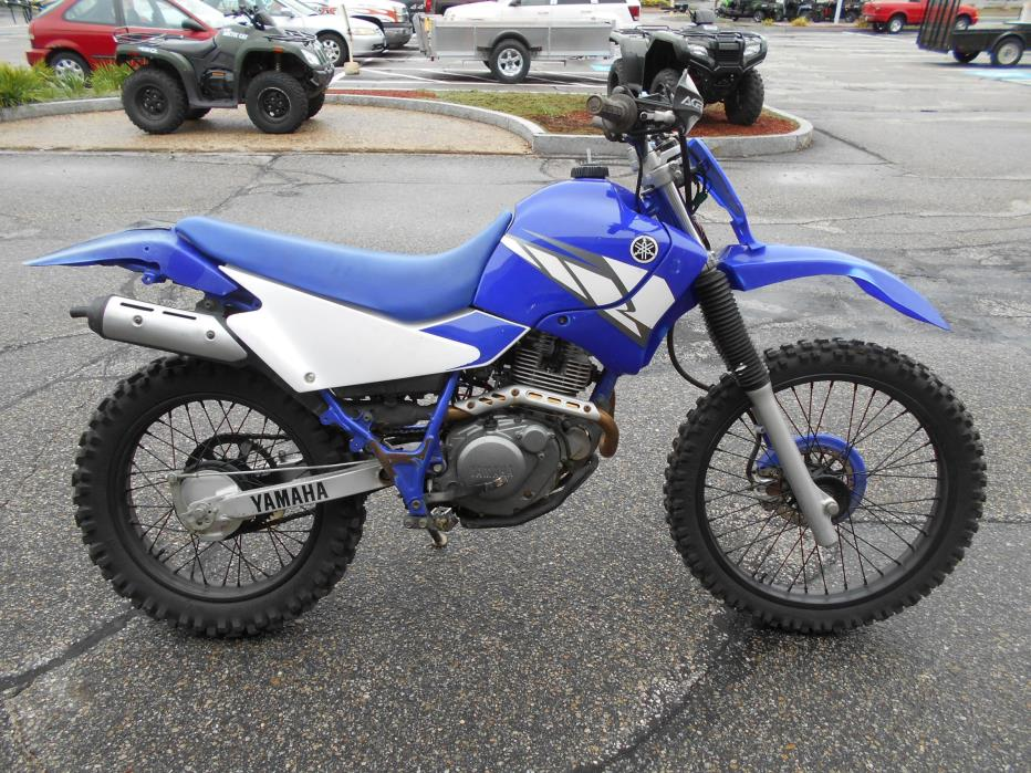 Yamaha tt 225 motorcycles for sale for Yamaha yz250fx for sale