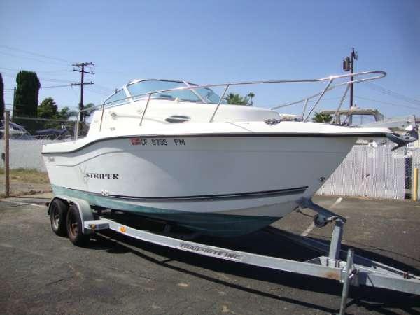 2000 Seaswirl STRIPER 2100 WA