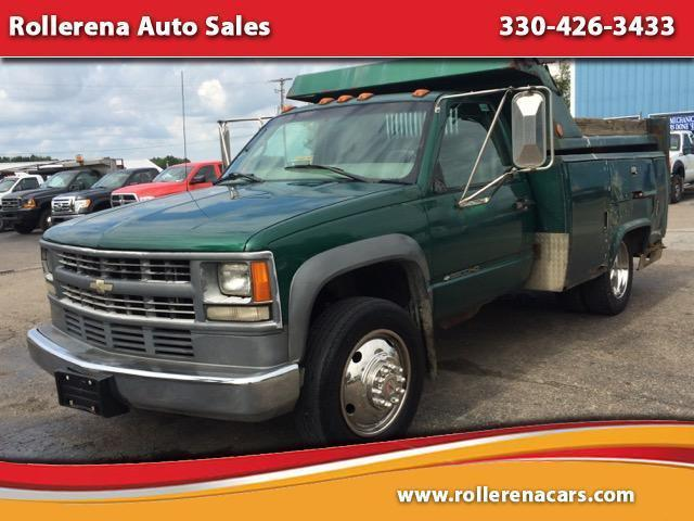 1999 Chevrolet C/K 3500  Cab Chassis