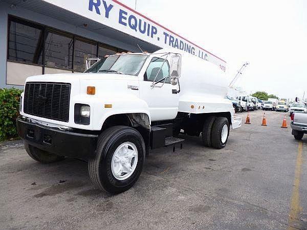1992 Chevrolet C70 Tanker Truck