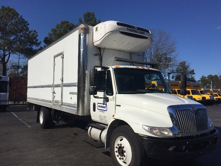 2011 International Durastar 4300  Refrigerated Truck