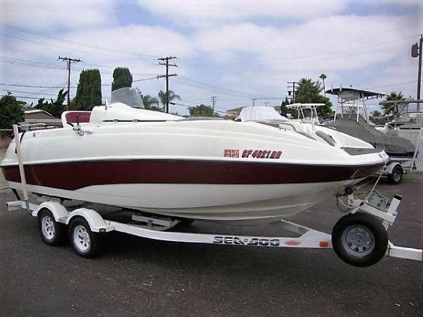 2003 Sea-Doo Islandia (250 hp)