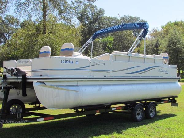 2007 Lowe Suncruiser Trinidad 224