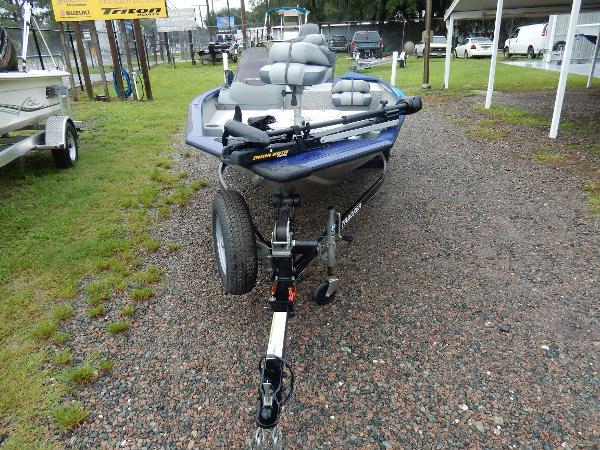 2013 Bass Tracker PRO TEAM 175 TF