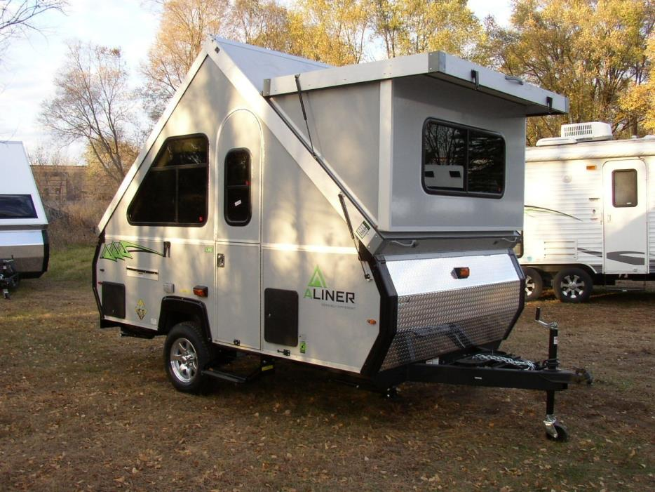 2016 Columbia Northwest ALINER LXE - OFF-ROAD - BATHROOM