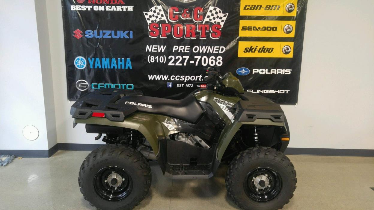 Polaris Sportsman 400 Motorcycles For Sale In Michigan Fuel Filter 2014 Ho Se