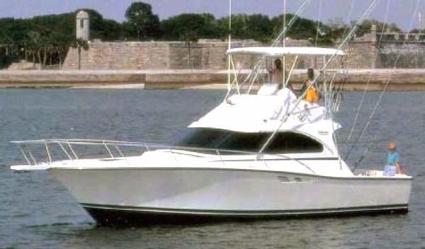 1993 Luhrs 350 Convertible