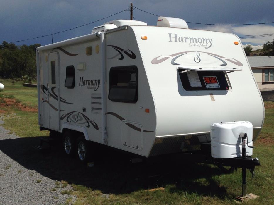 2010 Sunnybrook HARMONY 20FBS
