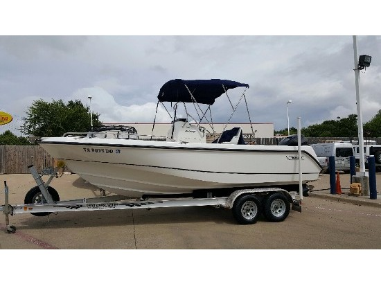 2003 Boston Whaler 21 Outrage