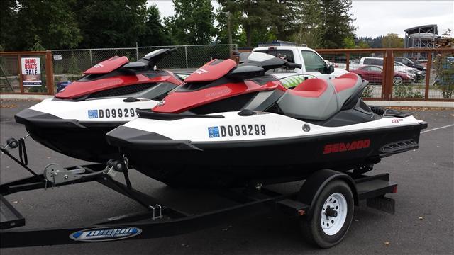 2011 Sea Doo 215 GTX IS