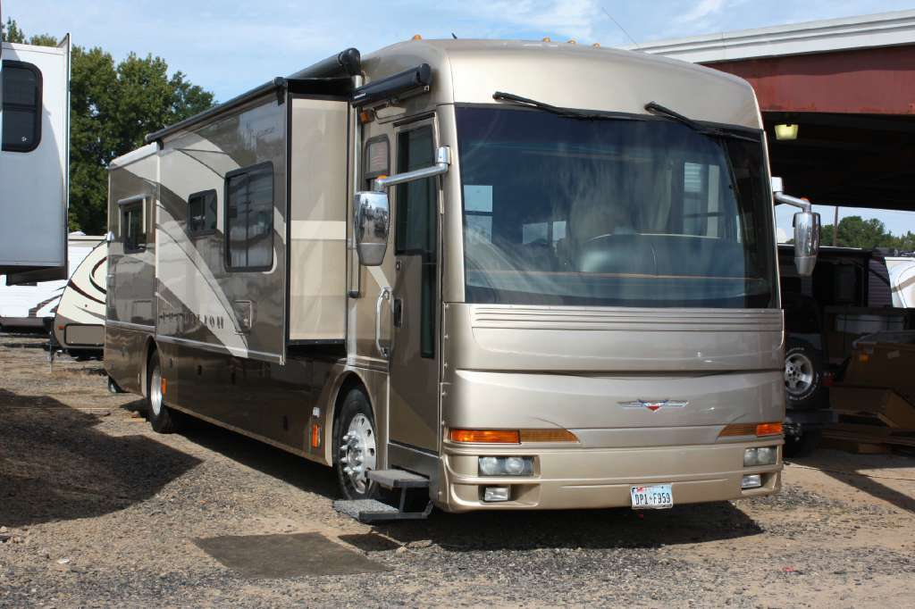 2005 American Coach American Tradition 40 J